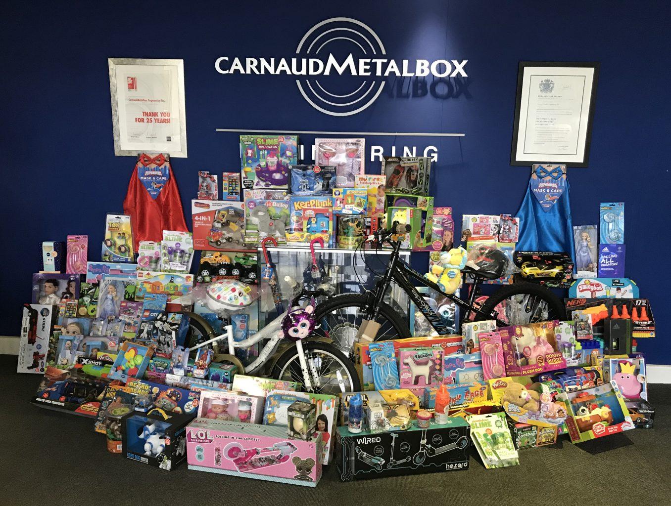 Charity Club Toys