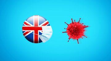 Britain fighting Covid